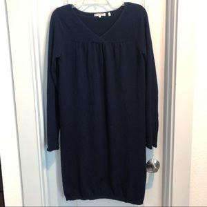 Vince Navy 100% Cashmere Dress